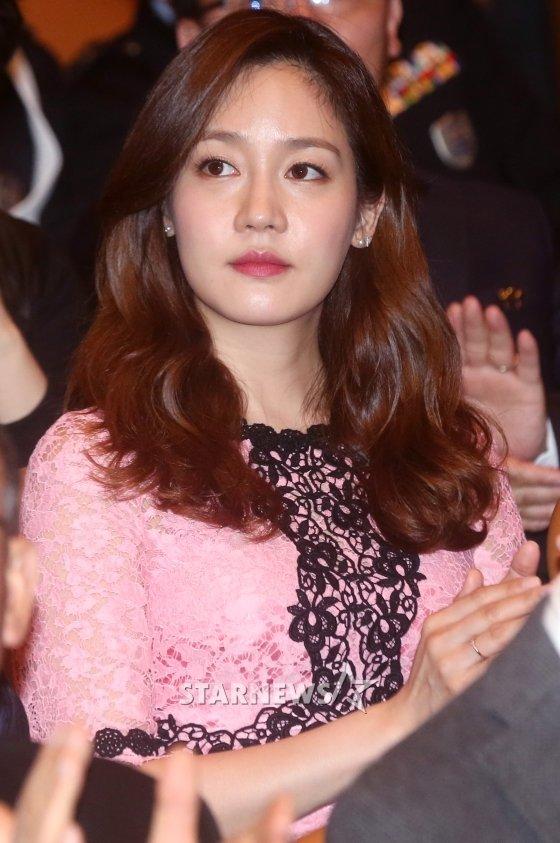 배우 성유리 /사진=홍봉진 기자