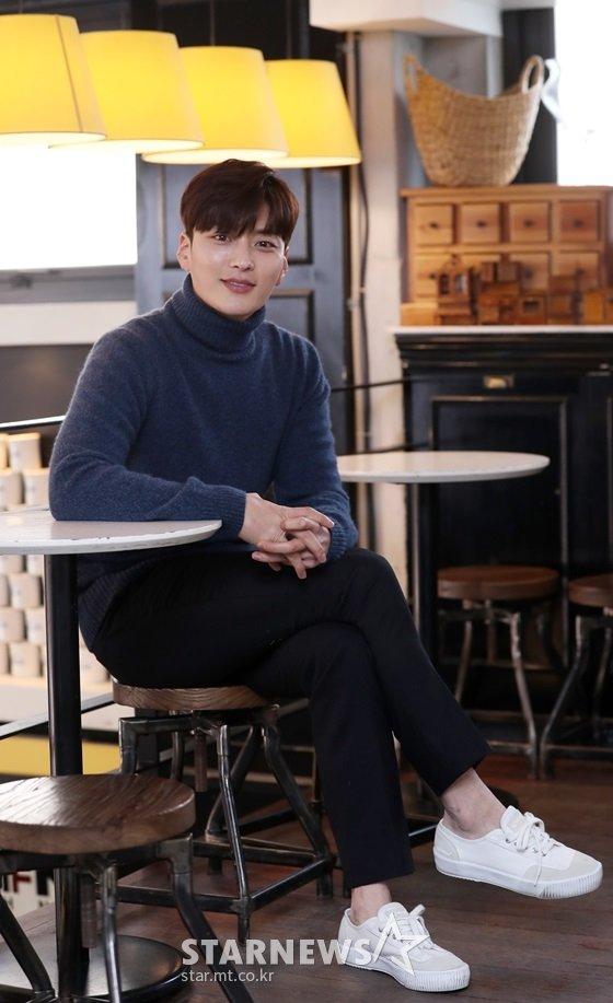 배우 장승조/사진=김휘선 기자
