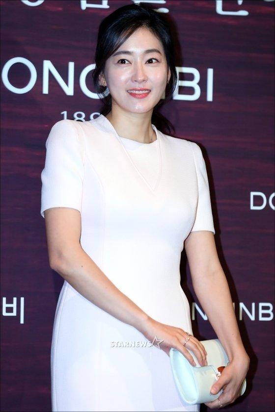 배우 박진희/사진=스타뉴스