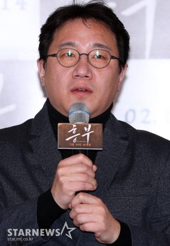 조근현 감독/사진=머니투데이 스타뉴스