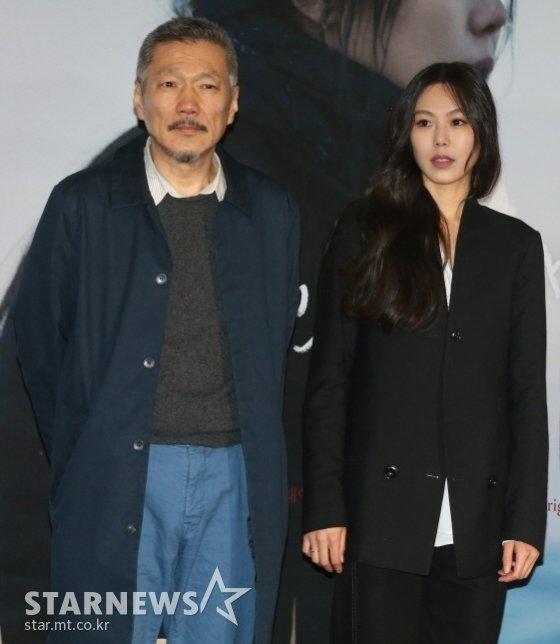 홍상수,김민희/사진=머니투데이 스타뉴스