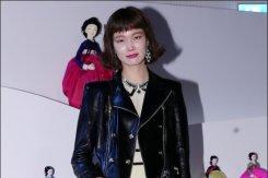 송경아, '우월한 모델 기럭지'