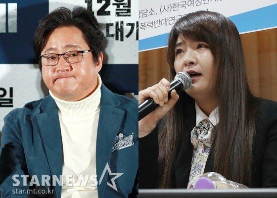 곽도원, 이재령 대표/사진=스타뉴스