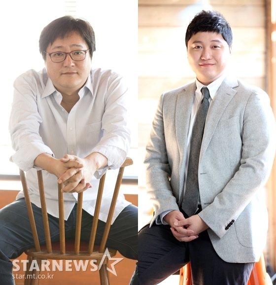 곽도원,김대명/사진=머니투데이 스타뉴스