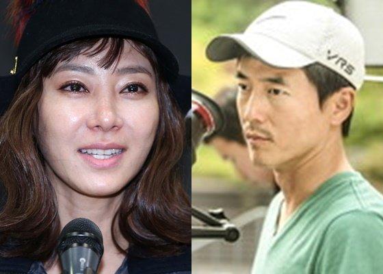 배우 이본(왼쪽)과 남자친구 문세흥 촬영감독 /사진=스타뉴스