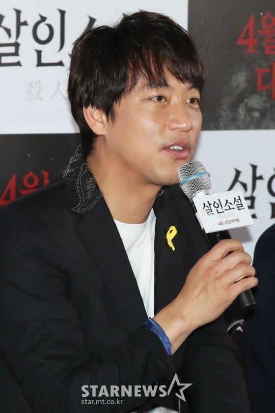 배우 오만석/사진=이기범 기자