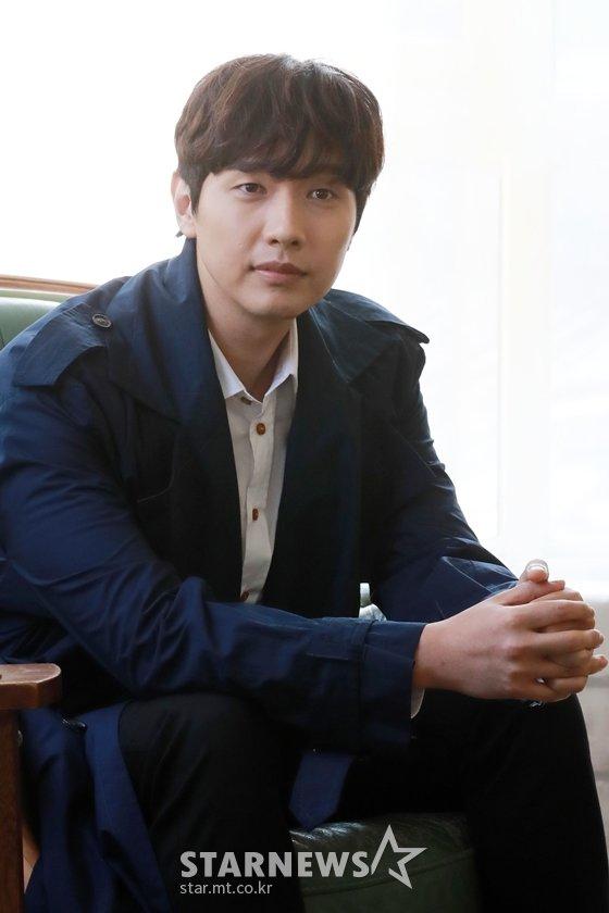 배우 지현우/사진=임성균 기자
