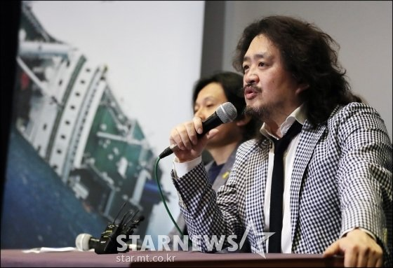 김어준 총수 / 사진=김창현 기자