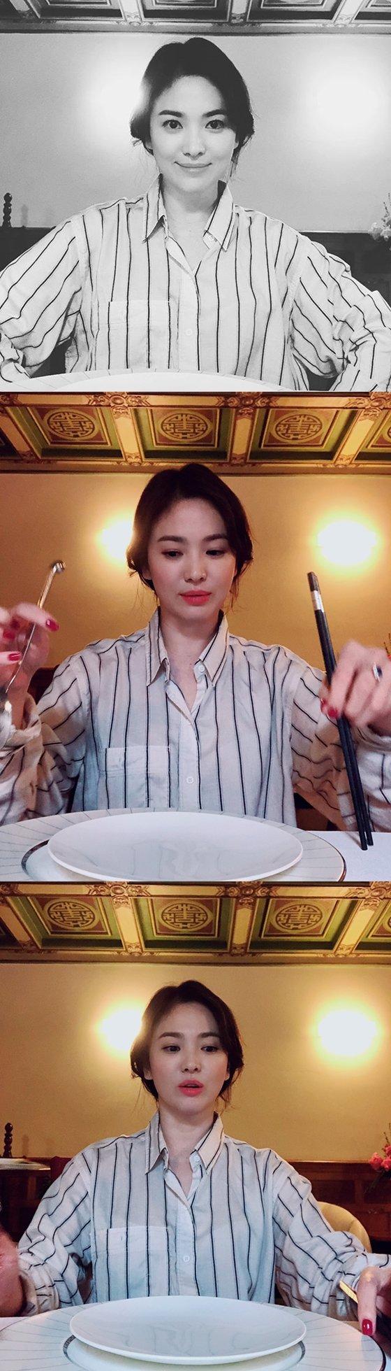 송혜교/사진=송혜교 인스타그램