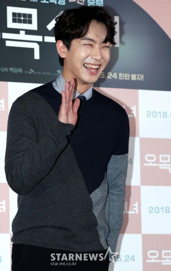 배우 안우연/사진=홍봉진 기자