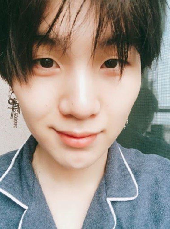방탄소년단 슈가/사진=방탄소년당 공식 트위터