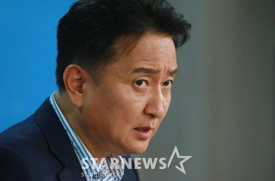 김영환 바른미래당 경기도지사 후보/사진=머니투데이