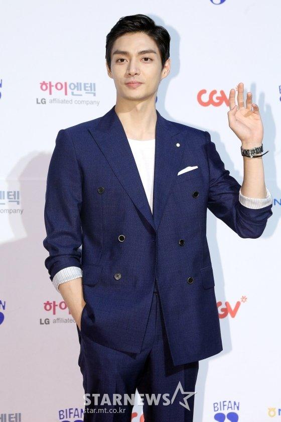 배우 김준 /사진=이기범 기자