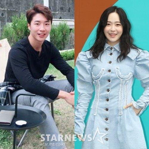 (왼쪽부터) 고윤성, 유소영 /사진=고윤성 인스타그램, 스타뉴스