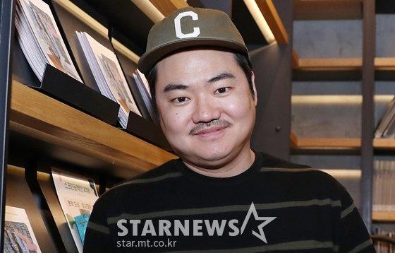 배우 신민재/사진=김휘선 기자