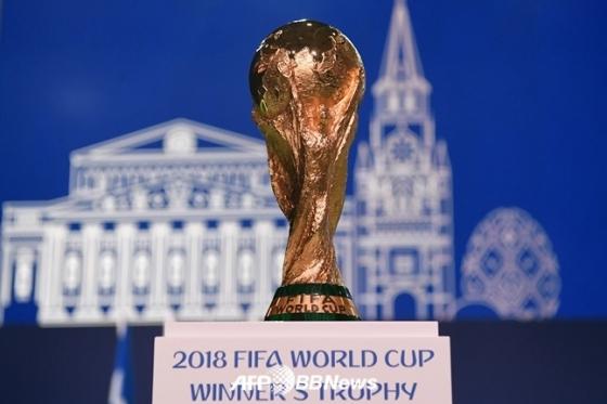 월드컵 트로피./AFPBBNews=뉴스1