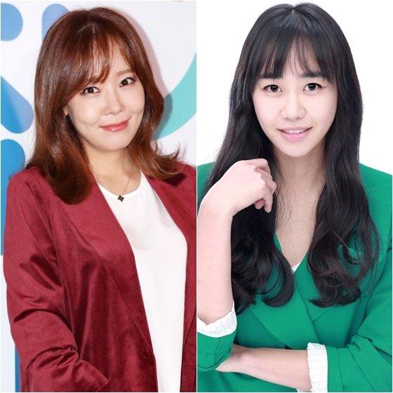 소유진(왼쪽)과 강래연 /사진=스타뉴스, 미스틱엔터테인먼트