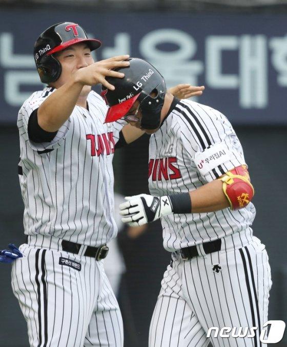 LG 채은성 /사진-뉴스1