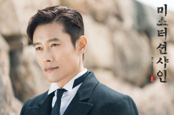 배우 이병헌 /사진출처=tvN \'미스터션샤인\' 공식 홈페이지