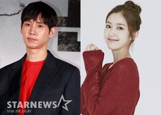 배우 박성훈(사진 왼쪽), 나혜미/사진=스타뉴스, 블룸엔터테인먼트