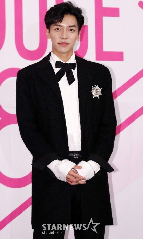 \'프로듀스48\'의 국민 프로듀서 대표 이승기/사진=스타뉴스