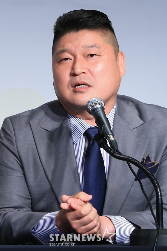 강호동/사진=스타뉴스