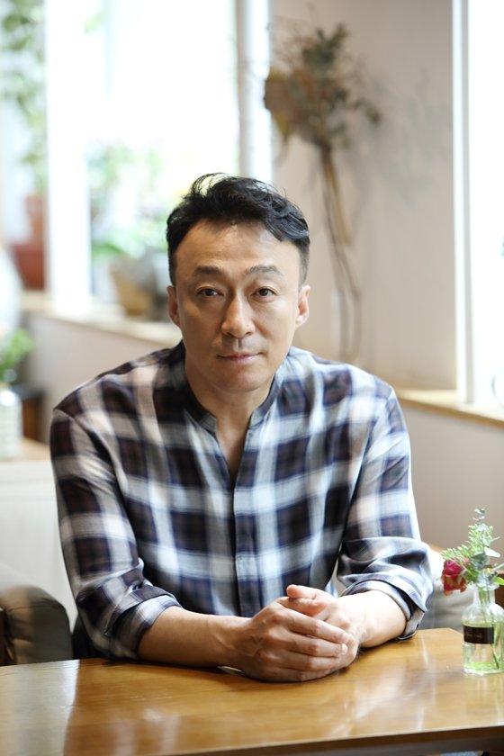 영화 \'목격자\'의 이성민 인터뷰 / 사진제공=NEW