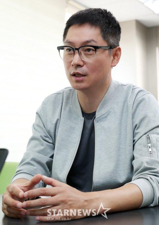 MLD엔터테인먼트 이형진 대표/사진=김휘선 기자
