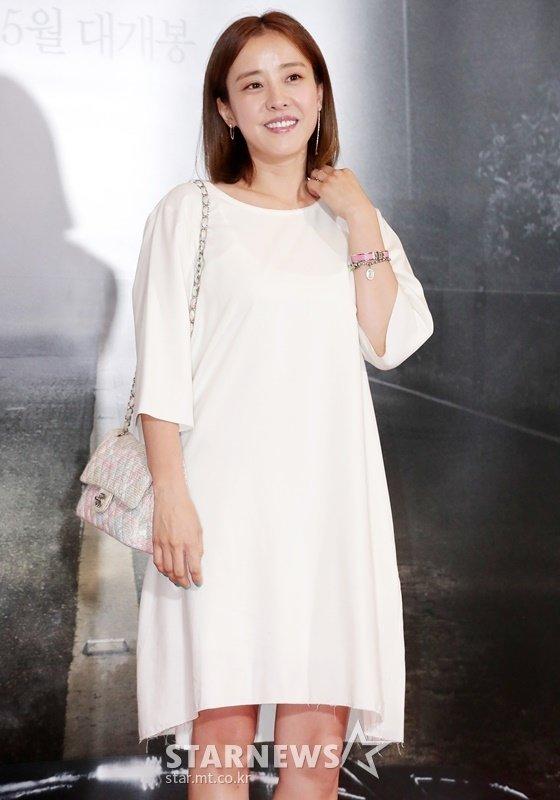 배우 박은혜 /사진=김창현 기자