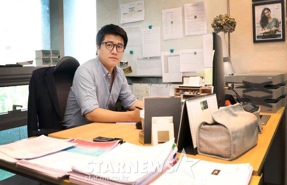 UL엔터테인먼트 양현승 대표/사진=김휘선 기자