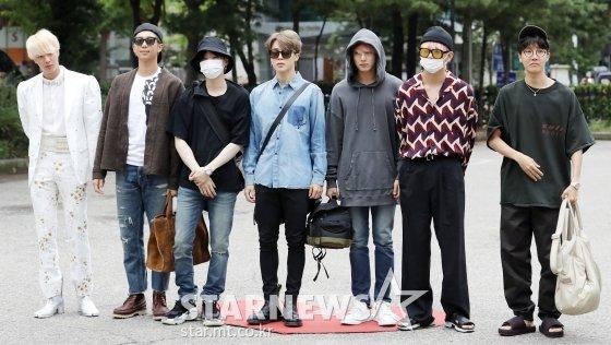 방탄소년단이 11일 연속 AAA(아시아 아티스트 어워즈) 가수부문 인기투표 1위를 기록했다. / 사진=스타뉴스
