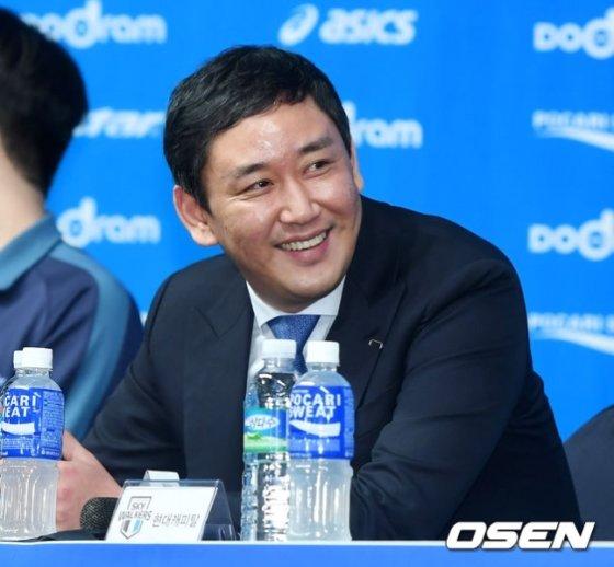 최태웅 감독.