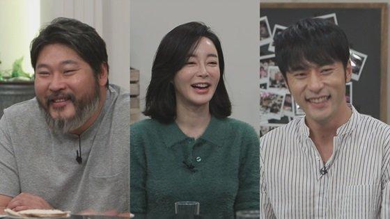 최무성, 김혜은, 윤주만/사진제공=tvN