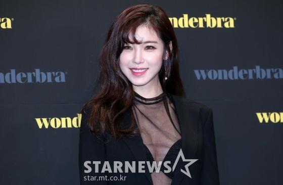 가수 전효성 /사진=스타뉴스