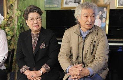 엄앵란 고 신성일 / 사진=SBS