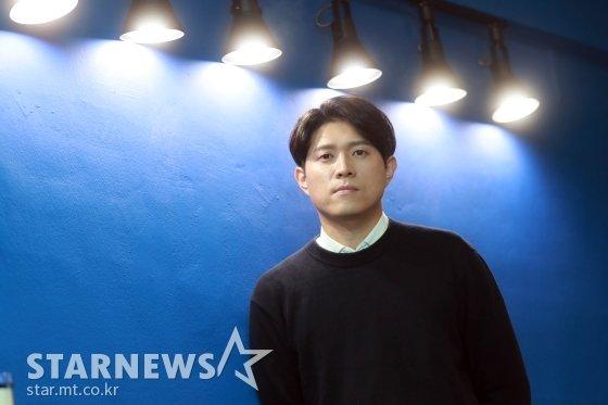 윤동환 엠와이뮤직 대표 /사진=임성균 기자