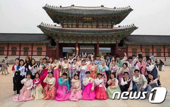 한국어 단기 연수 썸머 스쿨. / 사진=뉴스1(한성대 제공)