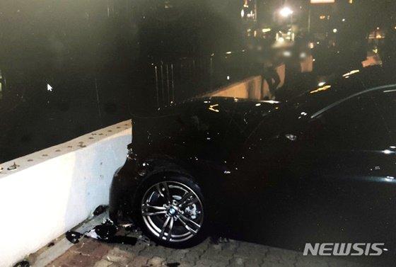 만취 운전자가 몰던 BMW 차량에 치여 병원 치료를 받아 온 윤창호 씨가 운명을 달리했다. /사진=뉴시스