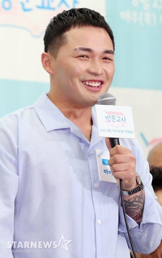 래퍼 마이크로닷 /사진=스타뉴스