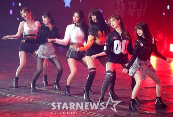 걸그룹 AOA /사진=홍봉진 기자