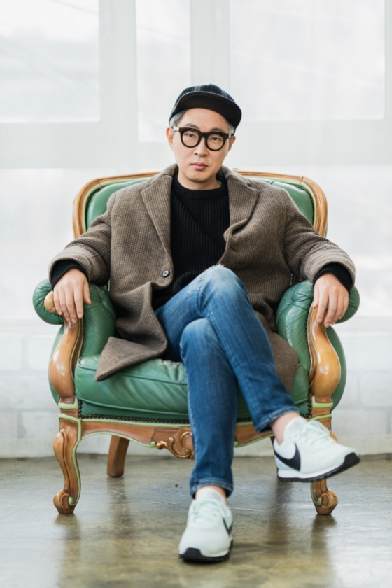 '스윙키즈'를 연출한 강형철 감독/사진제공=NEW