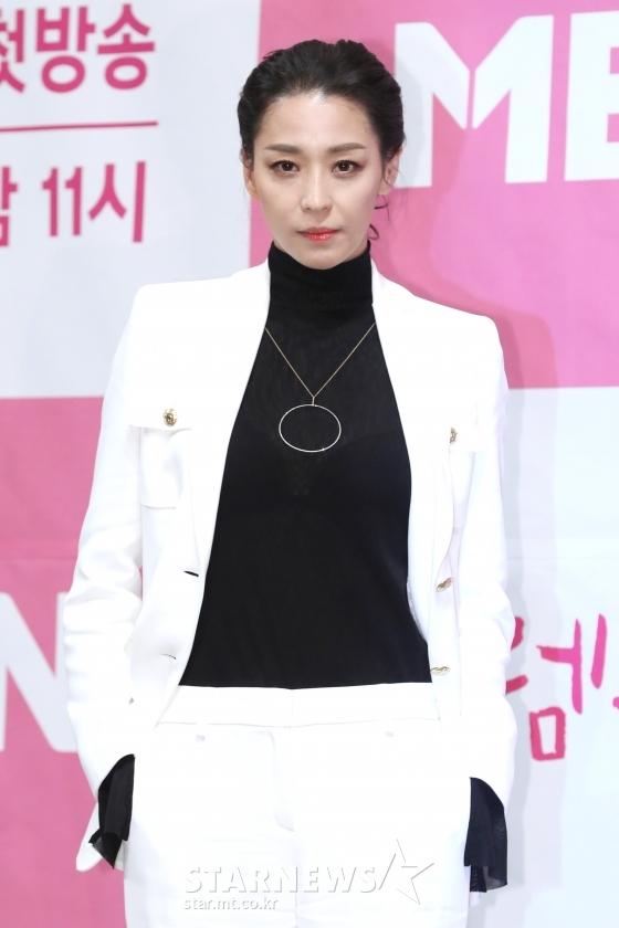 배우 한고은/사진=스타뉴스