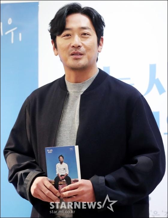 배우 하정우 / 사진=스타뉴스