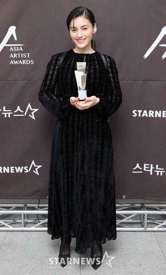 배우 김용지 /사진=임성균 기자