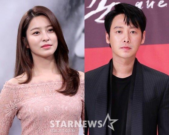배우 박세영, 김동욱 /사진=스타뉴스