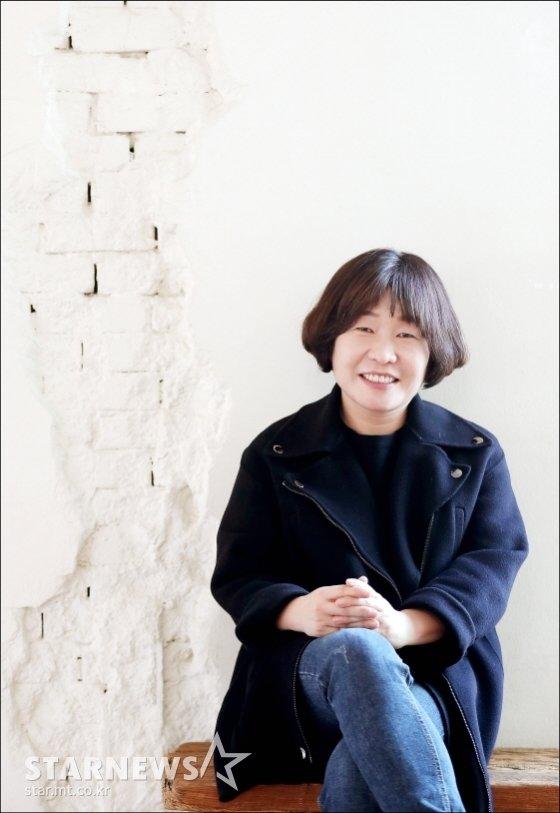 \'말모이\'를 연출한 엄유나 감독/사진=김창현 기자