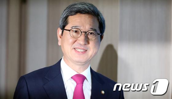 김학용 자유한국당 의원 /사진=뉴스1