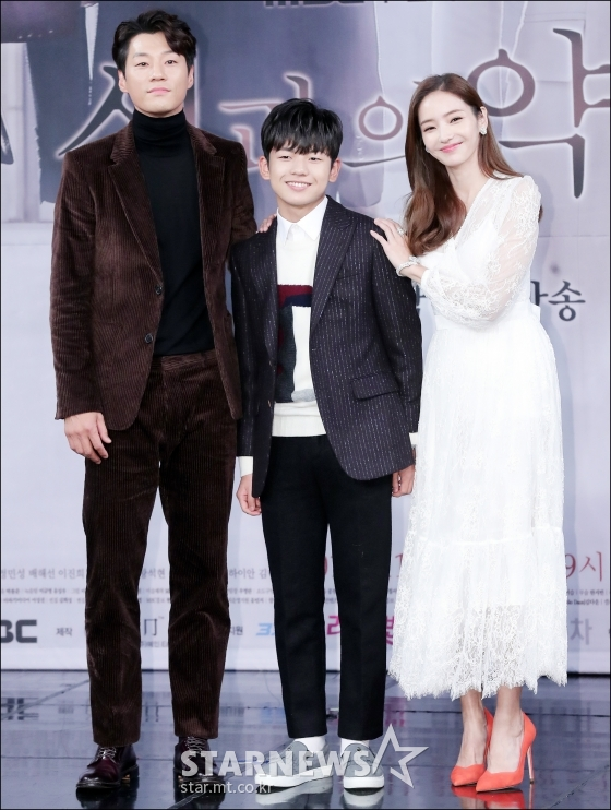 배우 이천희, 왕석현, 한채영 /사진=김창현 기자