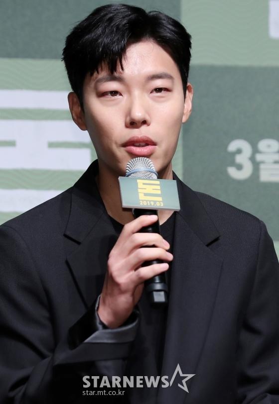 배우 류준열 / 사진=김휘선 기자