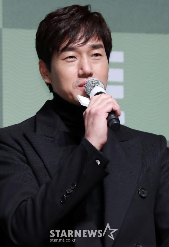 배우 유지태 / 사진=김휘선 기자